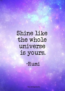Shine like 
