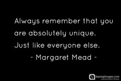 Always remember that gou 
