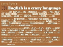Let's face it: 