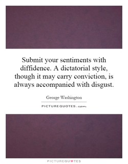 Submit your sentiments with 