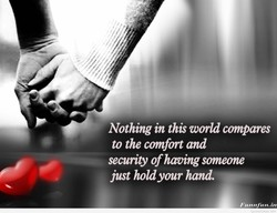 Nothing in this world compares 