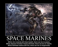 SPACE MARINES 