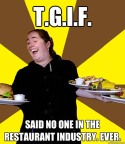 SAID NO ONE IN THE 