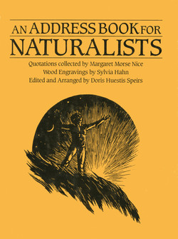 AN ADDRESS BOOKFOR 