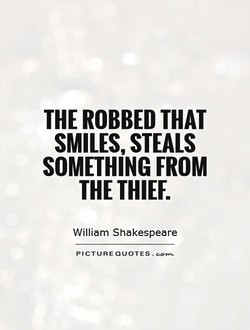 THE ROBBED THAT 