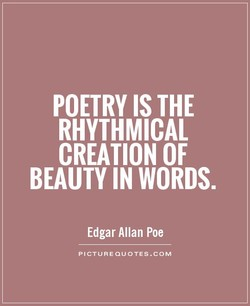 POETRY IS THE 
