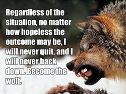 Regardless of the 