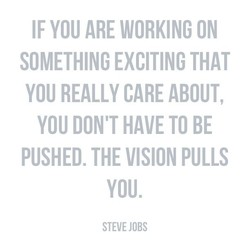 IF YOU ARE WORKING 0N 