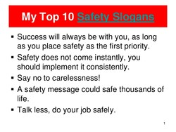 My Top 10 