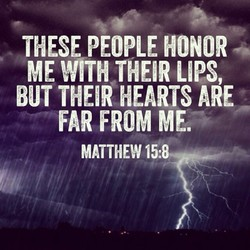 THESE PEOPLE HONOR 