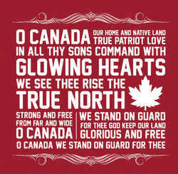 O CANADA 