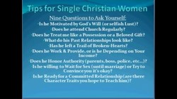ips for Single Christian-Women 