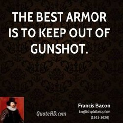 THE BEST ARMOR 