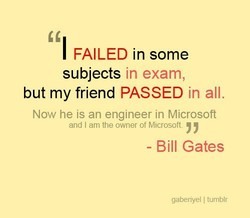 FAILED 