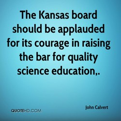 The Kansas board 