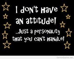 I doNTt Have 