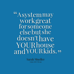 A system may 
