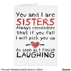 Yov and I are 