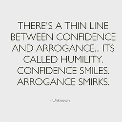 THERE'S A THIN LINE 