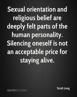 Sexual orientation and 
