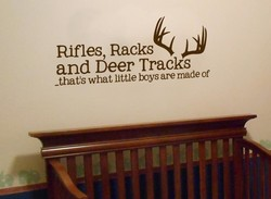 Rifles, Racks 