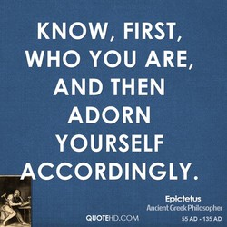 KNOW, FIRST, 