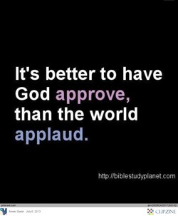 It's better to have 