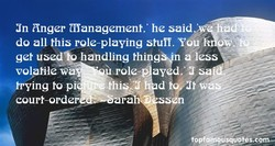Jn mwer tnanagement,' he said 