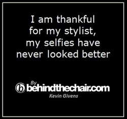 I am thankful 