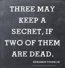 THREE MAY 