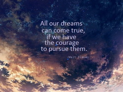 All our dreame» 