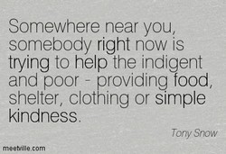 Somewhere near you, 