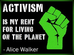 ACTIVISM 