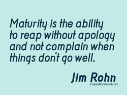 Maturltg Is the abllltg 