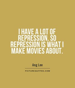 I HAVE A LOT OF 