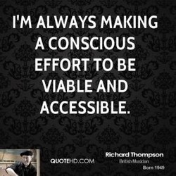 I'M ALWAYS MAKING 