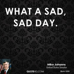 WHAT A SAD, 