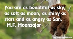 You are as be tifui as sky, 