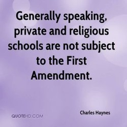 Generally speaking, 