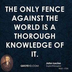 THE ONLY FENCE 