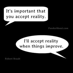 It's important that 