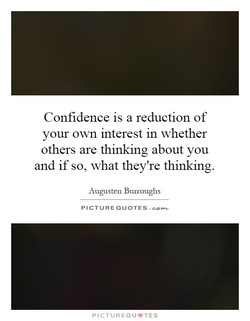 Confidence is a reduction of 