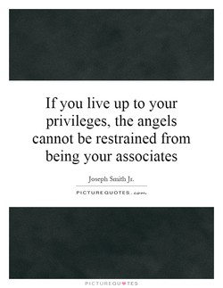 If you live up to your 