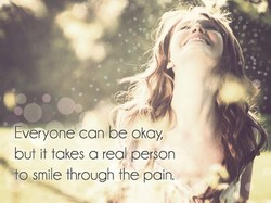 Everyone can be okay, 