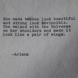 She made bÜbken look beautiful 