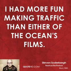 I HAD MORE FUN 