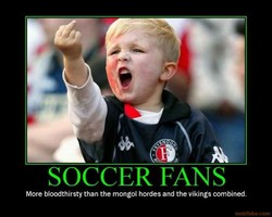 SOCCER FANS 