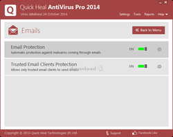 Quick Heal AntiVirus Pro 2014 