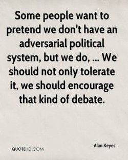 Some people want to 