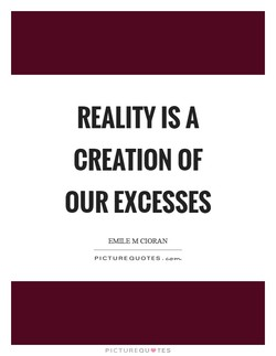 REALITY IS A 